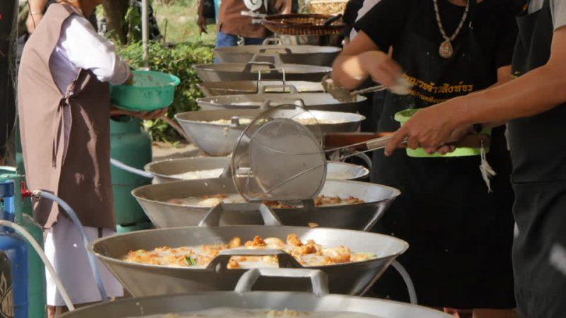 La cuisine de rue thaïlandaise