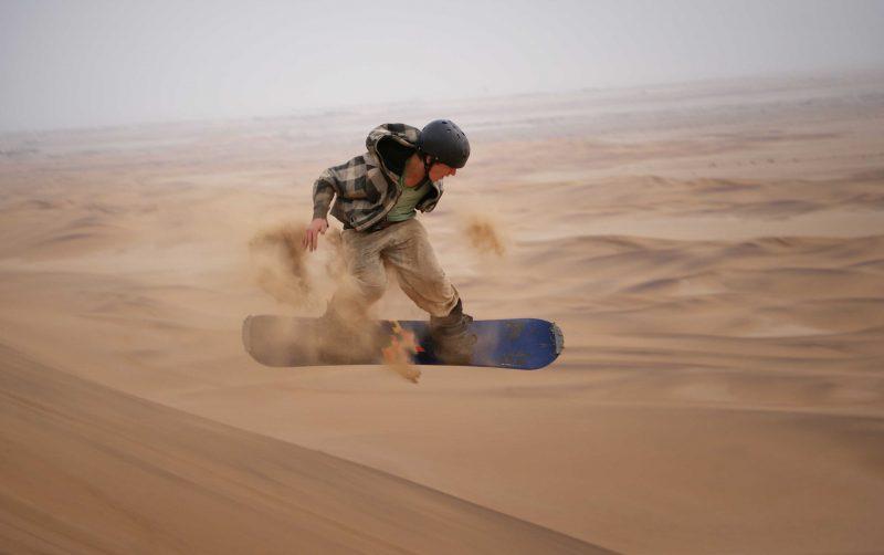 Ski desert dubai