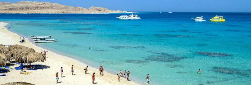 Vacances en Égypte Mer Rouge