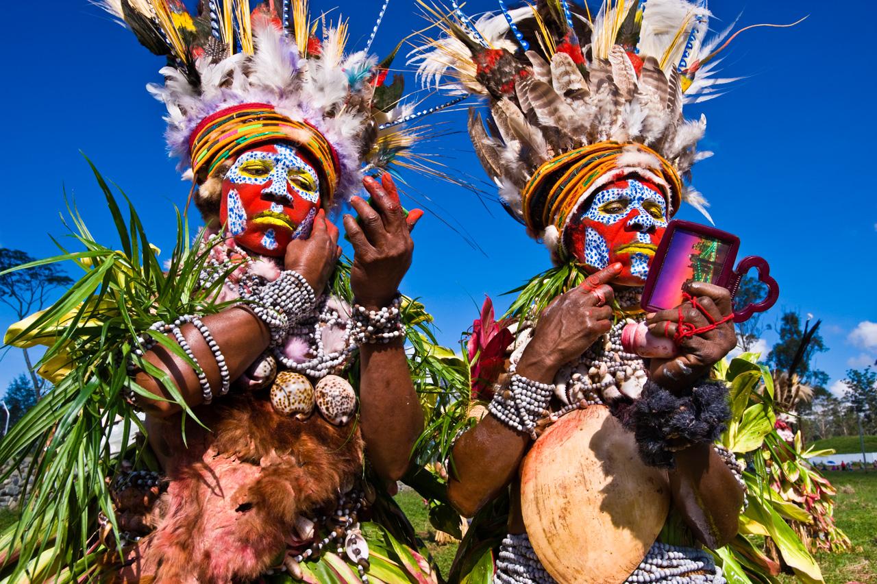 Visa Papouasie-Nouvelle-Guinée