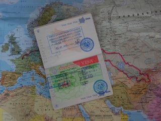 Visa d'entrée pour le Tadjikstan