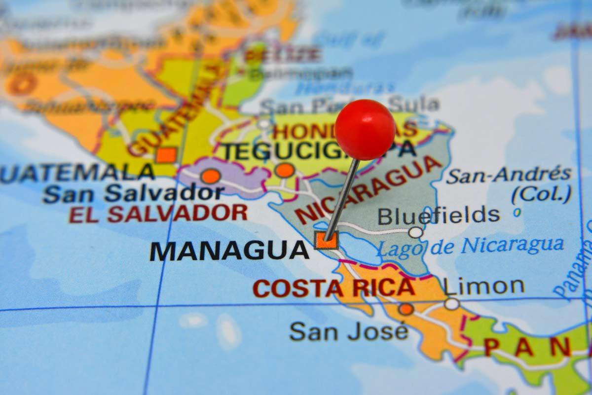 formalites visa nicaragua