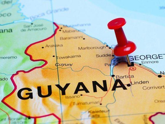 formalites visa guyana