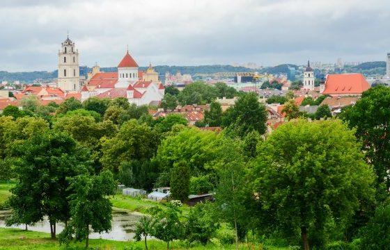 partir en lituanie