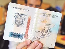 visa equateur