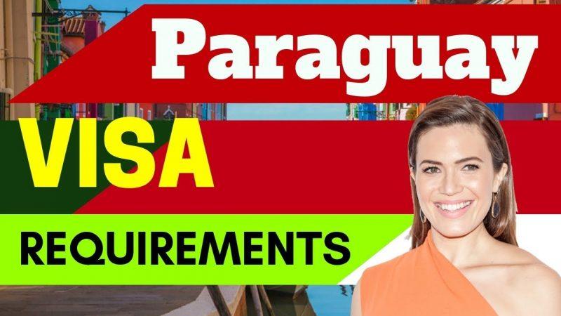 visa paraguay