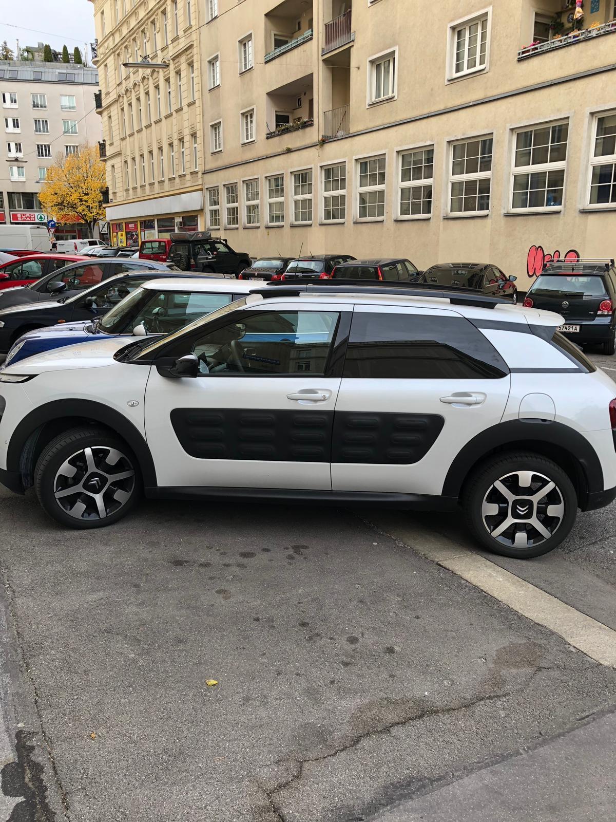 location voiture autriche