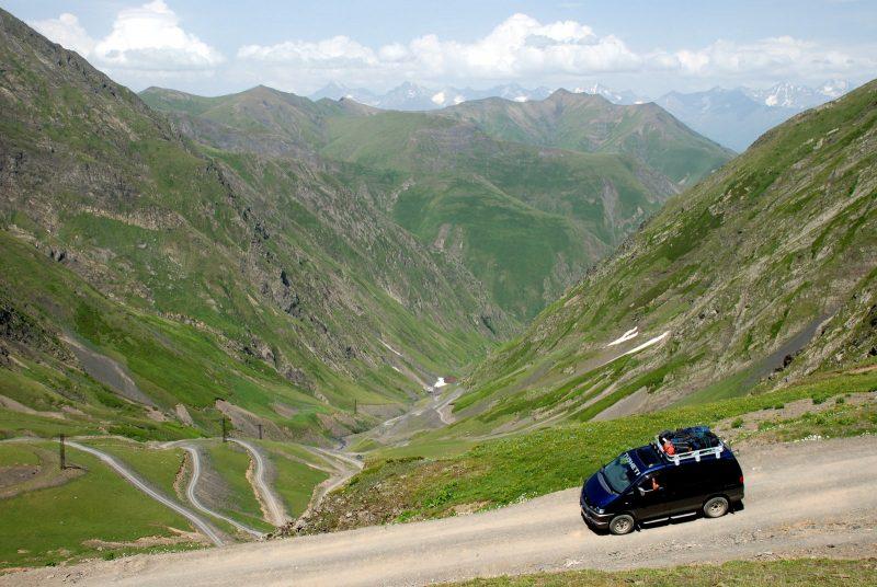 location voiture georgie