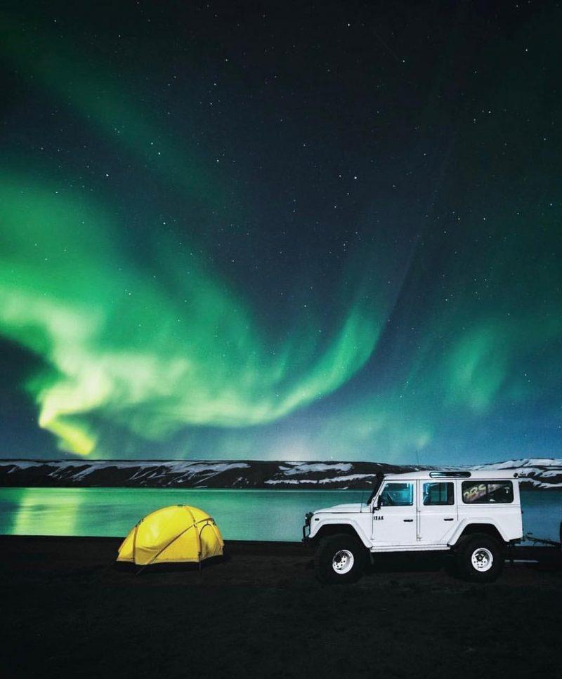 location voitures islande