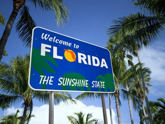 Quand partir Floride