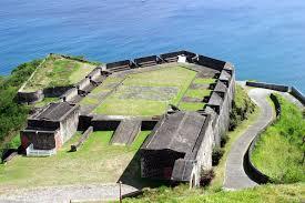 Le parc national de la forteresse de Brimstone,