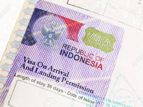 visa indonesie