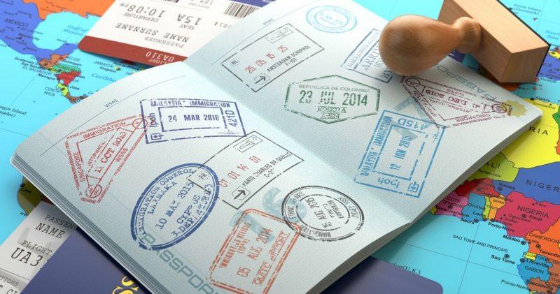 visa republique centrafricaine