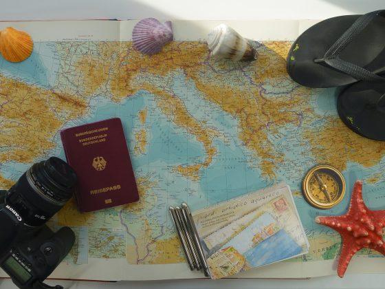 preparatif idee voyage