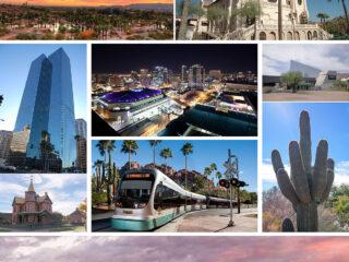 Capitale de l'Arizona